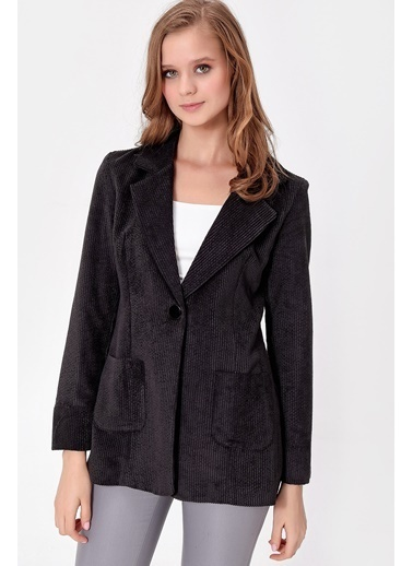 Jument Ceket Siyah